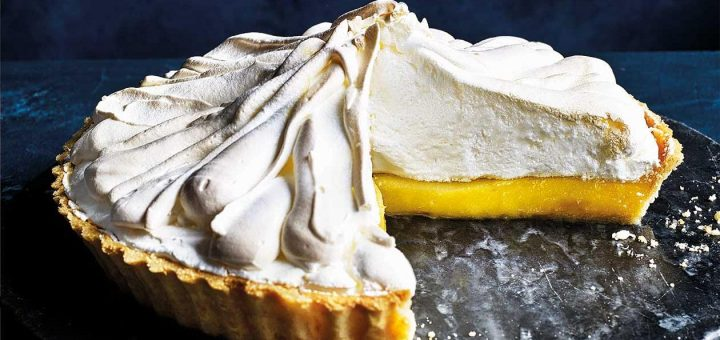 Meringue Pie Pastry Recipe